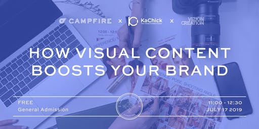 How Visual Content Boosts Your Brand