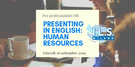 Presenting in English: Human Resources biglietti