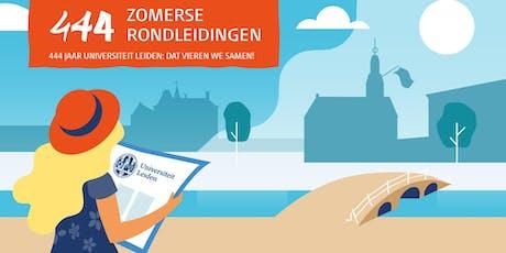 444 - Zomerse Rondleidingen - NL - Academiegebouw + PJ-Vethgebouw  tickets