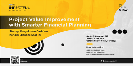 Project Value Improvement with Smarter Financial Planning (Paid Event) tickets