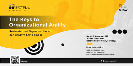 The Keys to Organizational Agility (Paid Event) tickets