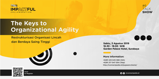 The Keys to Organizational Agility (Paid Event)