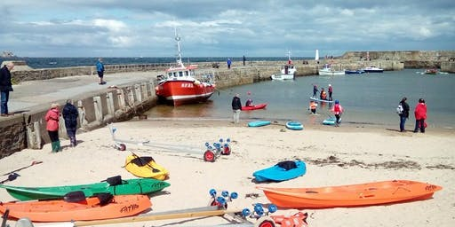 Cullen Sea School Paddle Sports Session