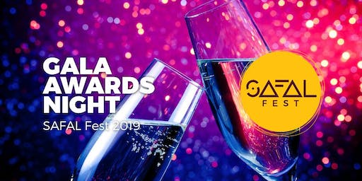 Gala Awards Night- SAFAL Fest 2019