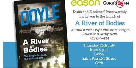 Book Launch - A River of Bodies tickets