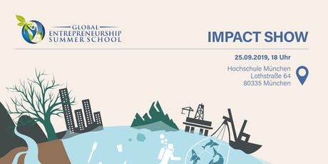 The Global Entrepreneurship Summer School's - Finals  Tickets