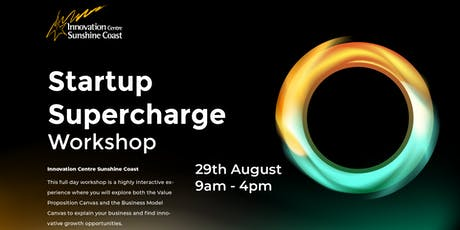 Startup Supercharge Day tickets