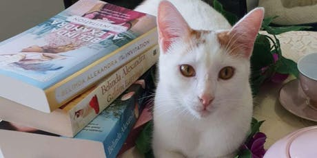 Tea, Cats & Books with Belinda Alexandra tickets
