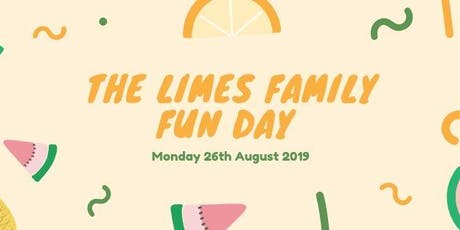 The Limes August Family Fun Day tickets