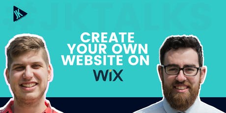 Creating a Wix website for your business - #JKTalks tickets