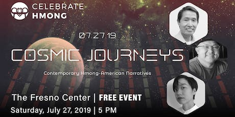 Cosmic Journeys: Contemporary Hmong-American Narratives tickets
