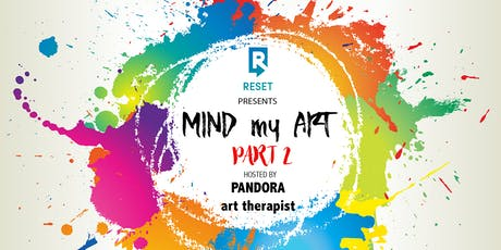 Mind my Art - Connecting through the Arts (Mental Health - Art Therapy) tickets