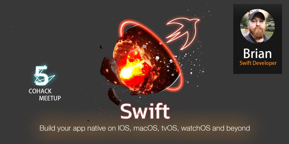 Swift, Build your app native on IOS, macOS, tvOS, watchOS and beyond