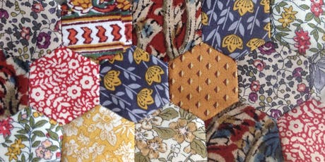 Stitched Shibori and Indigo Dyeing Tickets, Sat, Sep 14