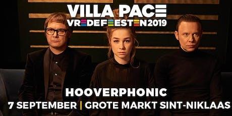 Hoofdpodium VIP - ZATERDAG 7/9/19 tickets