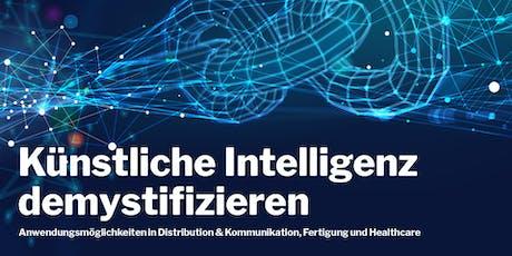 Tagesworkshop: Künstliche Intelligenz demystifizieren billets