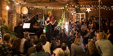 Secret Concert: DEBUT Christmas at Shoreditch Treehouse tickets