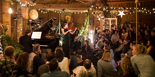 Secret Concert: DEBUT Christmas at Shoreditch Treehouse