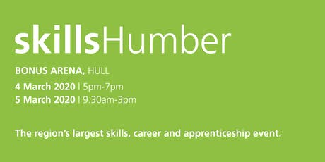 Skills Humber 2020- Family / Individual Registration tickets