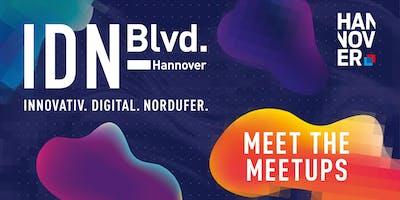 Meet the Meetups @ IDN-Blvd. Hannover 2019