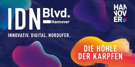 Die Höhle der Karpfen @ IDN-Blvd. Hannover 2019 Tickets