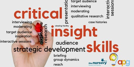 APG Training | Critical Insight Skills tickets