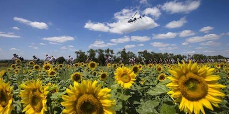 Sunweb Holiday Hangout Tour de France, stage 14: TARBES > TOURMALET BARÈGES tickets