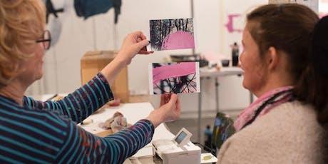 DISCUSSION: Meet the Artist - Annis Joslin tickets