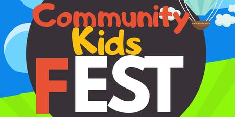 Community Summer Kids Festival  tickets