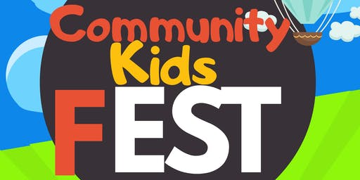 Community Summer Kids Festival
