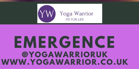 Yoga Warrior Emergence Workshop tickets