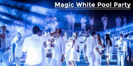 18/07 - MAGIC WHITE Pool Aperitif by Redbull at Harbour - EXCLUSIVE PARTY tickets