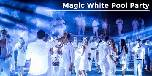 18/07 - MAGIC WHITE Pool Aperitif by Redbull at Harbour - EXCLUSIVE PARTY