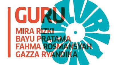 Alur Bunyi - Guru tickets
