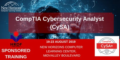 CompTIA Cybersecurity Analyst (CySA) tickets
