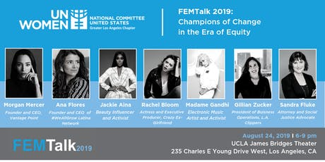 FEMTalk: Champions of Change in the Era of Equity tickets