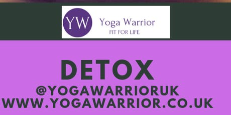 Yoga Warrior Detox Workshop tickets