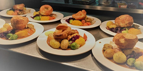 Christmas Sunday Lunch tickets