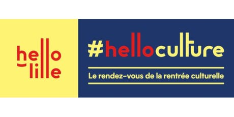 24 Septembre - #helloculture tickets