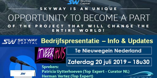 SkyWay Capital Bedrijfspresentatie - Nederland