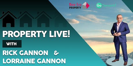 Property Investor LIVE! tickets