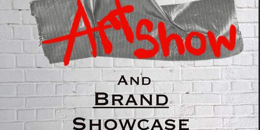 """For The Arts"" Art Show & Brand Showcase"