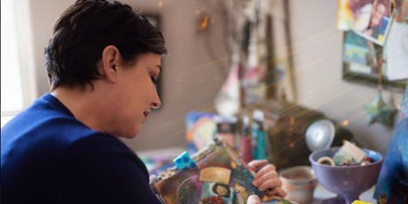 Intuitive Painting with NeetyDeeArt tickets