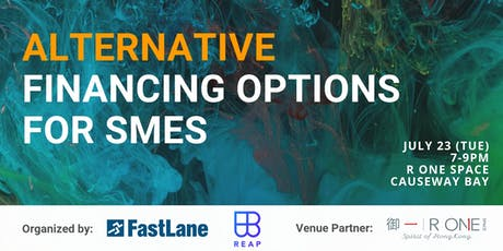 Alternative financing options for Hong Kong SMEs tickets