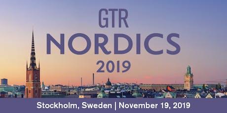 GTR Nordics 2019 tickets