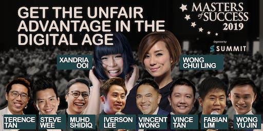 Masters of Success Conference 2019 Kuala Lumpur