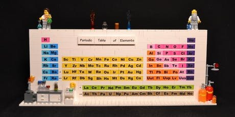 World's Largest Brick Periodic Table tickets