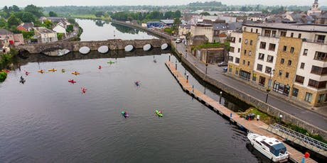 River Suir Blueway Kayak Trip: Clonmel to Kilsheelan 20th July 2019 tickets