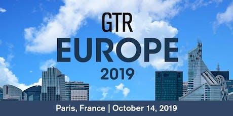 GTR Europe 2019 tickets