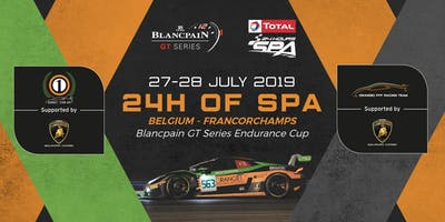 24h OF SPA_FRANCORCHAMPS CIRCUIT